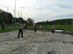 neues Beach-Volleyball Feld 2014_1