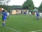 Punktspiel gegen Wildenberg am 20. Mai 2006_8