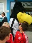 E-Jugend bei beim Länderspiel der U21 Deutschland-Irland_8