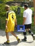 Spiel gegen Gromuß am 7. Mai 2006