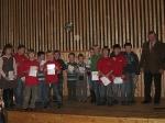 Weihnachtsfeier der F- und E-Junioren am 12. Dezember 2008_11