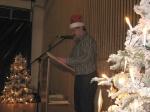 Weihnachtsfeier der F- und E-Junioren am 12. Dezember 2008_4