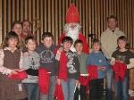 Weihnachtsfeier der F- und E-Junioren am 12. Dezember 2008_5