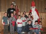 Weihnachtsfeier der F- und E-Junioren am 12. Dezember 2008_6