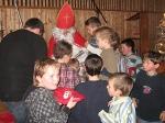 Weihnachtsfeier der F- und E-Junioren am 12. Dezember 2008_7