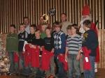 Weihnachtsfeier der F- und E-Junioren am 12. Dezember 2008_8