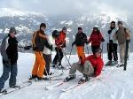 Skifahrt des SCM nach Mayerhofen am 7. und 8. Februar 2009_5