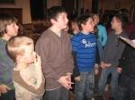 Weihnachtsfeier der E- und F-Jugend 2009_8