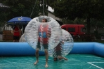 Bubble Soccer Turneier des SC Mitterfecking_30