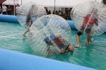 Bubble Soccer Turneier des SC Mitterfecking_3
