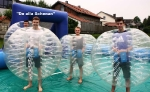 Bubble Soccer Turneier des SC Mitterfecking_4