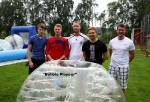 Bubble Soccer Turneier des SC Mitterfecking_6